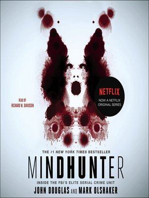 cover image of Mindhunter